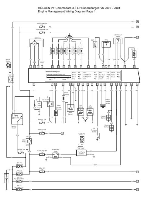 stereo wiring diagram for vz commodore