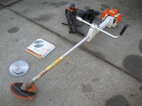 Stihl Fs 500 Fs 550 Workshop Service Repair Manual (ePUB/PDF)
