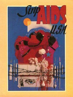 Strip Aids Usa A Collection Of Cartoon Art To Benefit People With Aids