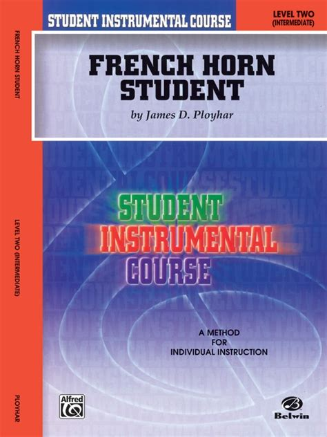 Student Instrumental Course French Horn Student Level I (ePUB/PDF) Free