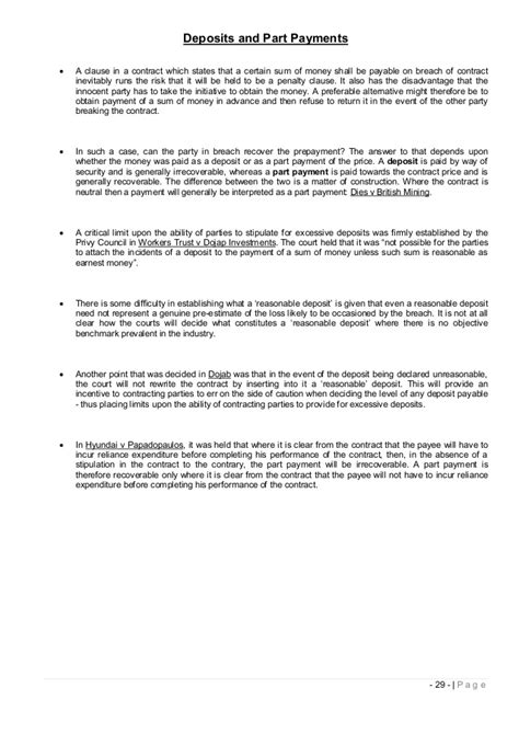 privity of contract essay doctrine of privity essay typer essay  photo privity of contract essay imagesstudy notes contract law slideshare