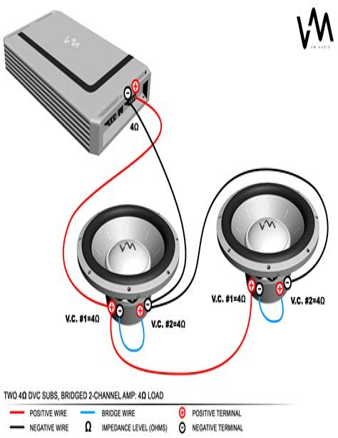 sub wiring diagram bridging