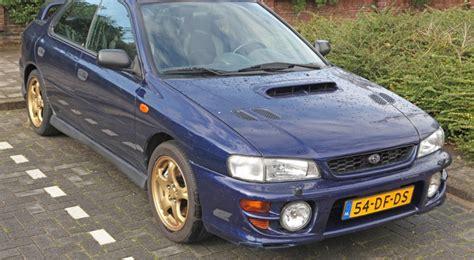 Subaru Impreza 1993 1994 1995 1996 Service Repair Shop Manual