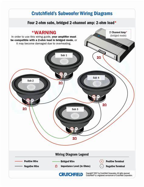 crutchfield sub wiring diagram latest photo subwoofer wiring ... on