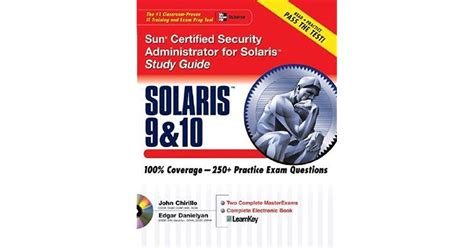 Download Sun Certified Security Administrator For Solaris 9 And 10