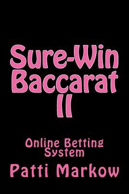 Surewin Baccarat Ii Online Betting System