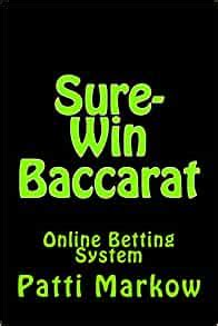 Surewin Baccarat Online Betting System