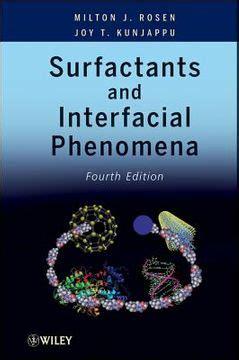 Surfactants And Interfacial Phenomena Rosen Milton J (ePUB/PDF)