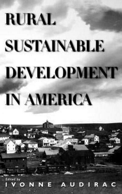Sustainable Agriculture And Rural Development English Hardcover