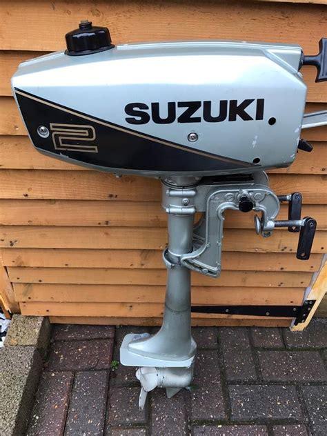 Suzuki Outboard 2hp 225hp Workshop Manual 1988 2003 (ePUB/PDF) Free