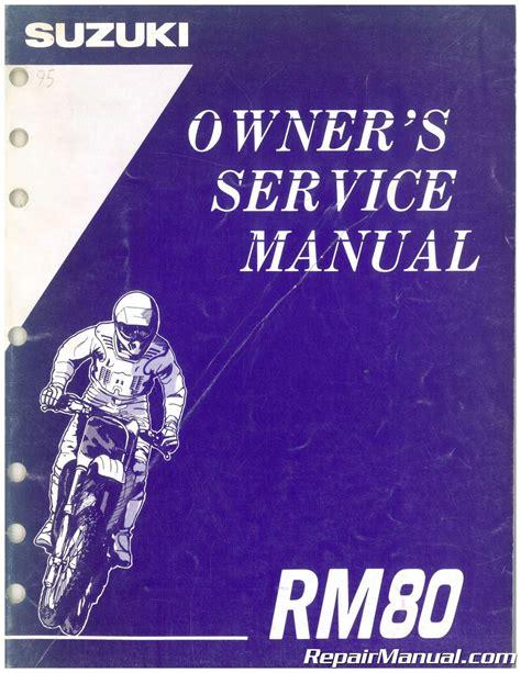 Suzuki Rm80 Manual (ePUB/PDF)amtmd-ggn.theobserver.com.mx