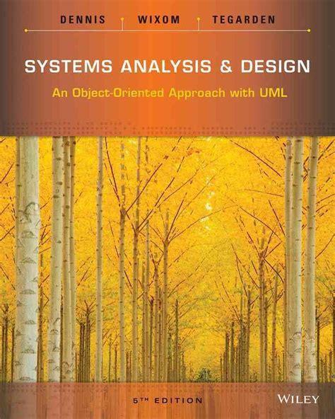 Systems Analysis And Design With Uml (ePUB/PDF) Free