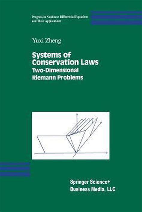 Systems Of Conservation Laws Zheng Yuxi (ePUB/PDF) Free