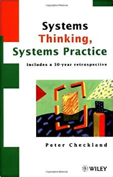 Systems Thinking Systems Practice Includes A 30 Year Retrospective
