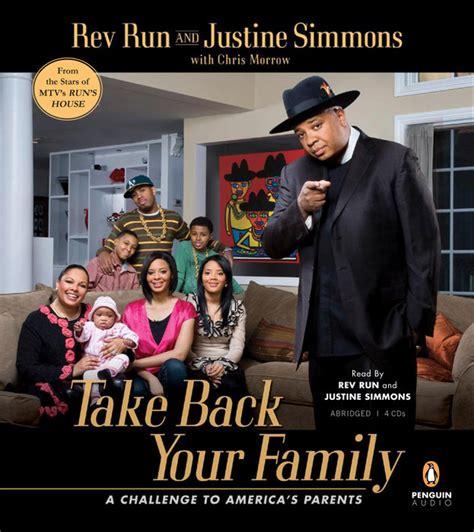Take Back Your Family Simmons Justine Run Rev Morrow Chris (ePUB/PDF)