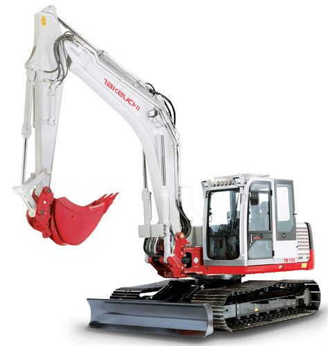Takeuchi Tb1140 Compact Excavator Parts Manual Sn 51410002 And Up