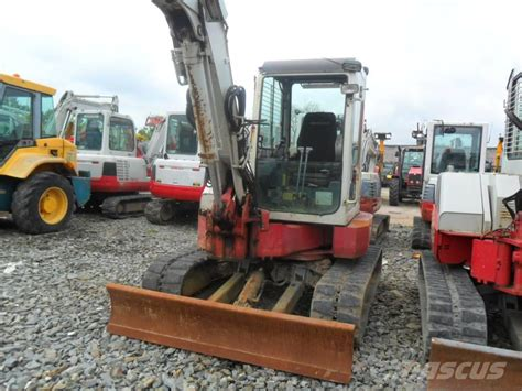 Takeuchi Tb153fr Compact Excavator Service Repair Factory ... on