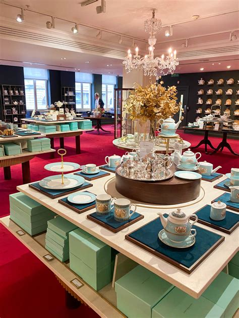 Tea At Fortnum Mason