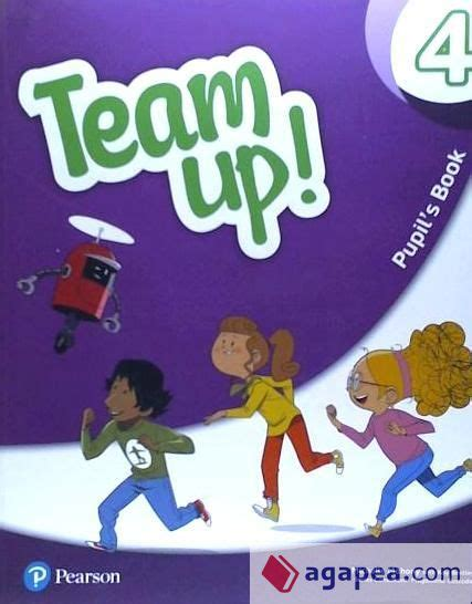 Team Up 4 Pupils Book Pack By Michelle Mahony - Team Up! 4