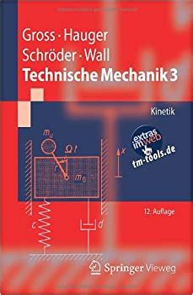 Technische Mechanik 3 Kinetik Springer Lehrbuch (ePUB/PDF) Free