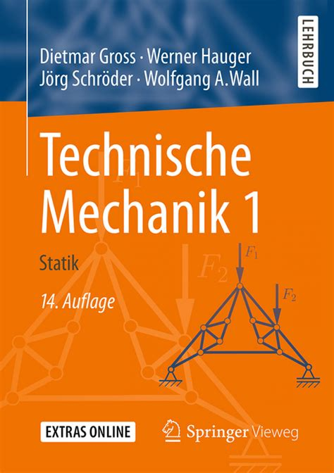 Astonishing Technische Mechanik Gross Dietmar Hauger Werner Schnell Walter Epub Wiring Digital Resources Almabapapkbiperorg