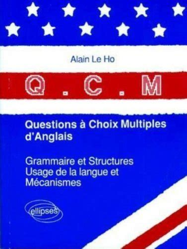 Tests Dallemand Questions A Choix Multiples De Grammaire And Structures