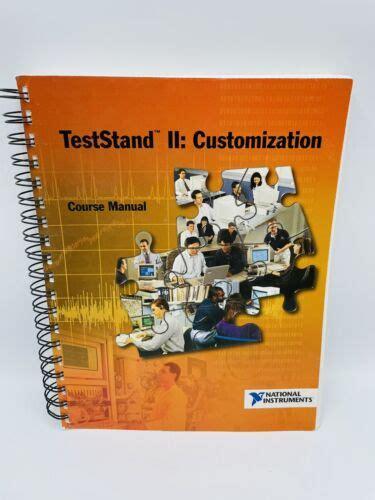 Groovy Teststand Course Manual Pdf Epub Library Wiring Cloud Pendufoxcilixyz