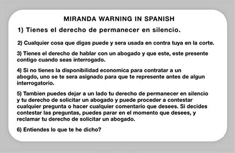 Download Texas Miranda Warning In Spanish From server1ramd cosvalley de