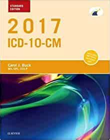 The 2017 Icd10cm Big Book Of Codes