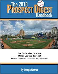 The 2018 Prospect Digest Handbook English Edition