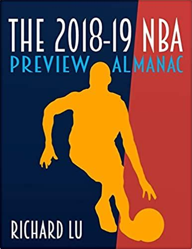 The 201819 Nba Preview Almanac