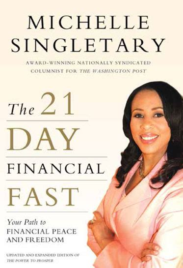 The 21day Financial Fast Your Path To Financial Peace And Freedom