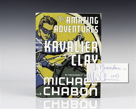 The Amazing Adventures Of Kavalier And Clay English Edition