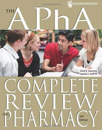 The Apha Complete Review For Pharmacy Gourley Apha Complete Review For Pharmacy