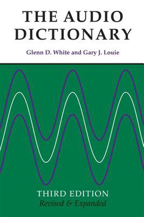 Sensational The Audio Dictionary Epub Pdf Wiring Digital Resources Ommitdefiancerspsorg