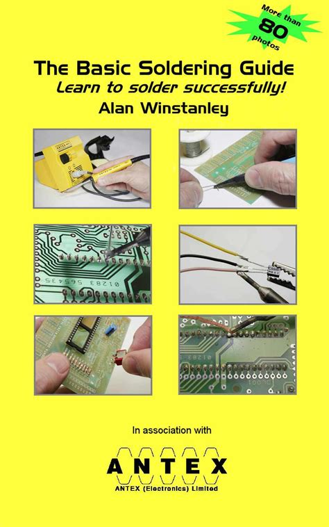 The Basic Soldering Guide English Edition