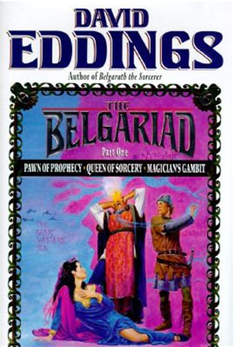 The Belgariad Vol 1 Books 13 Pawn Of Prophecy Queen Of Sorcery Magicians Gambit