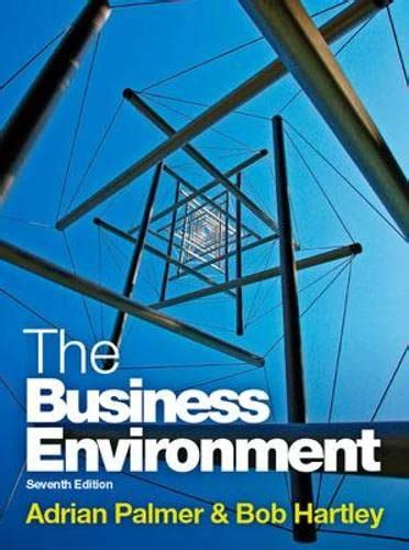 The Business Environment UK Higher Education Business Management