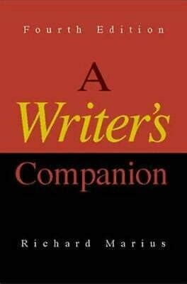 The Business Writers Companion