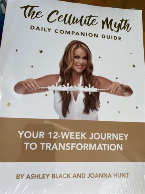 The Cellulite Myth Daily Companion Guide Your 12Week Journey To Transformation