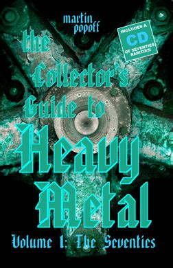 The Collectors Guide To Heavy Metal The Seventies