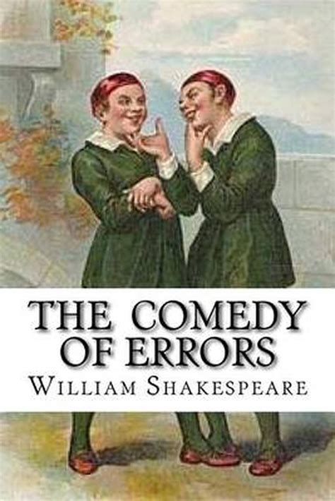 The Comedy Of Errors Shakespeare William King Ros Dorsch T S (ePUB ...