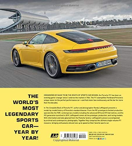 The Complete Book Of Porsche 911 Every Model Since 1964 Complete Book Series