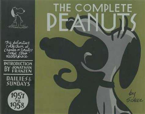 The Complete Peanuts 1957 1958 Vol 4 The Complete Peanuts