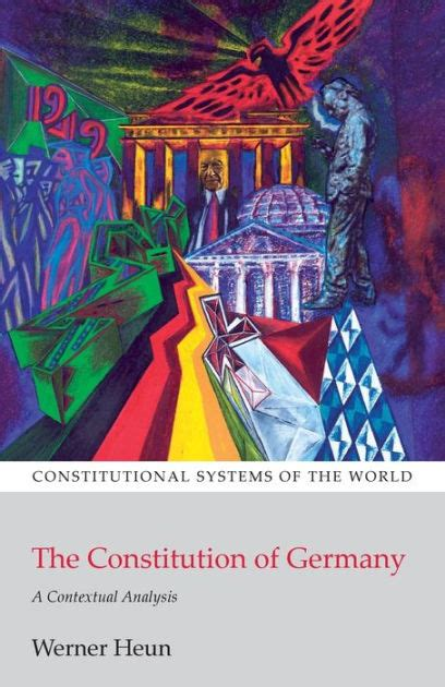The Constitution Of Germany A Contextual Analysis