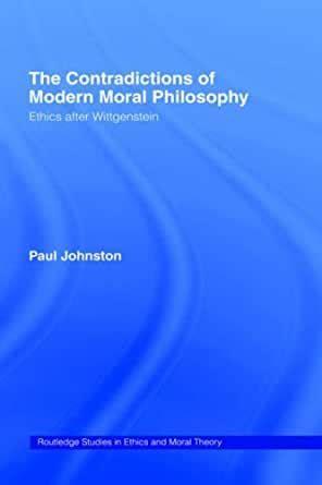 Strange The Contradictions Of Modern Moral Philosophy Johnston Paul Johnston Wiring Digital Resources Honesemecshebarightsorg