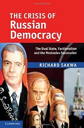 The Crisis Of Russian Democracy Sakwa Richard (ePUB/PDF) Free