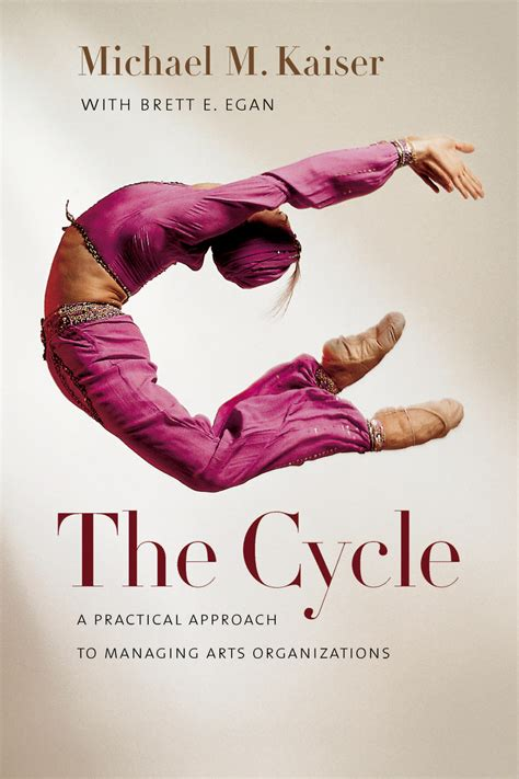 The Cycle A Practical Approach To Managing Arts Organizations