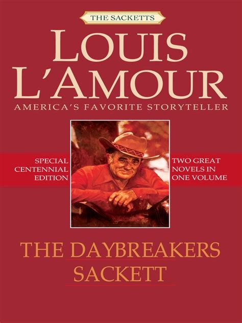 The Daybreakers And Sackett 2 Book Bundle Lamour Louis (ePUB/PDF)