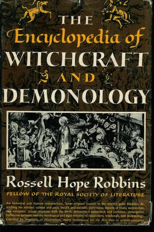 The Encyclopedia Of Witchcraft Demonology